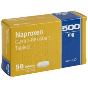 Naproxen Sodium (Naproxen 500 mg)